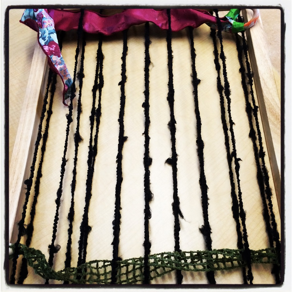 Weaving Art and Learning