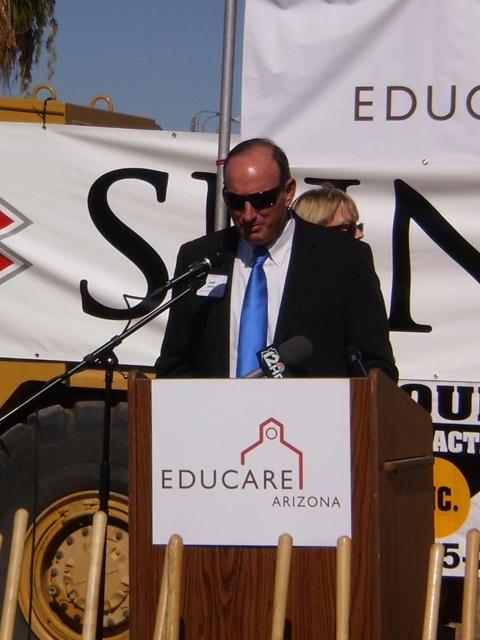 Jeff Smith, Superintendent, Balsz School District