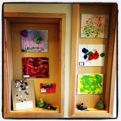 Art Nook at Educare Arizona - Spring '13