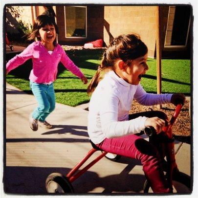 Go! Laugh! Go! - from Faces of Educare Arizona