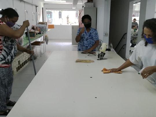 New cleaning procedures