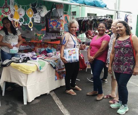 Christmas fair in Eldorado