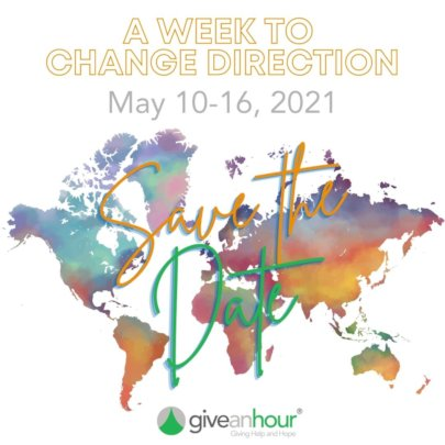 You're Invited to a Week to Change Direction