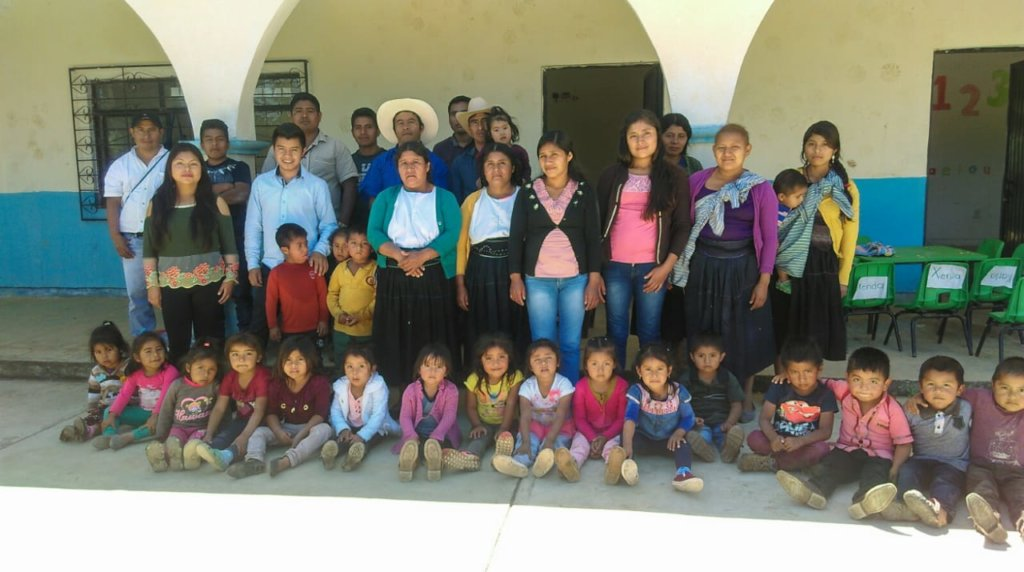 Good Living for 130 indigenous children in Chiapas