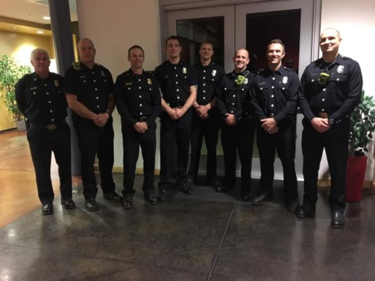 Supporting first responders at Community events