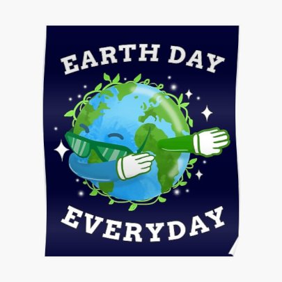 Its always Earth Day