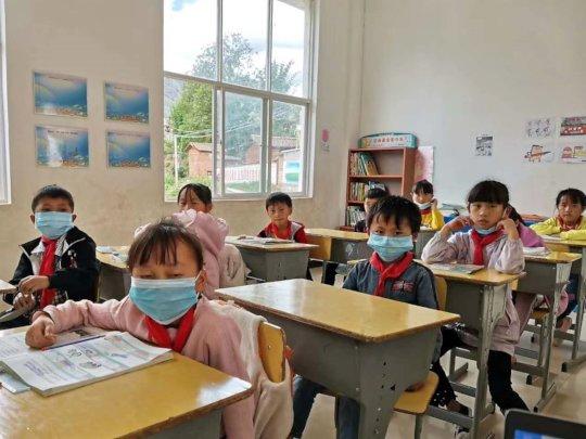 Heshangzhuang students