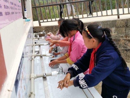 Handwashing practice
