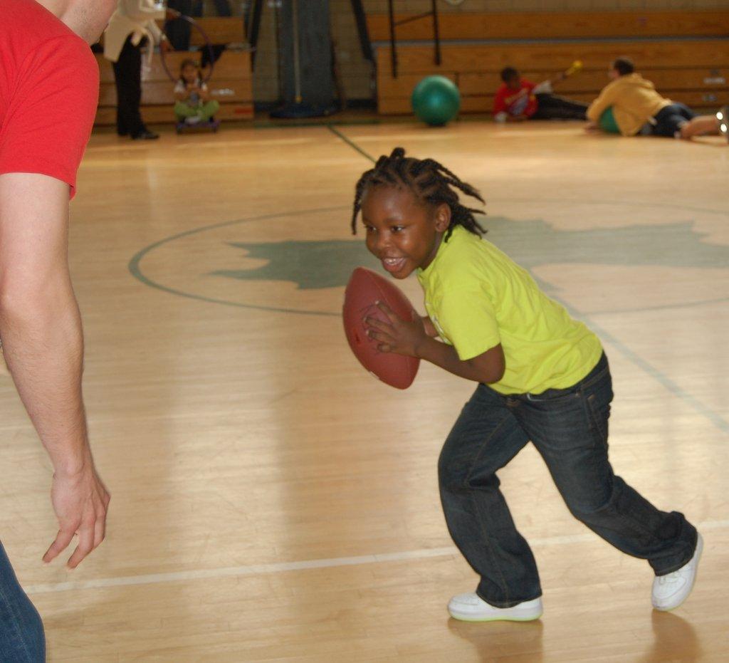 KEEN athlete being a kid!