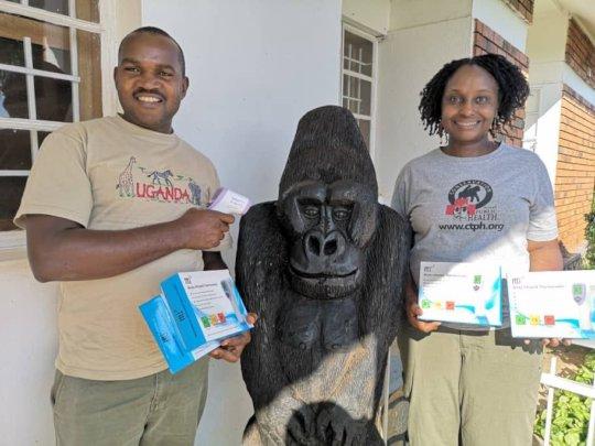 CTPH donates infrared thermometers to UWA