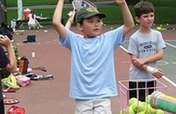Cerretani: Literacy & Tennis for Boston Kids