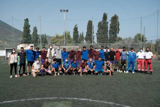 Ritsona Football Tournament