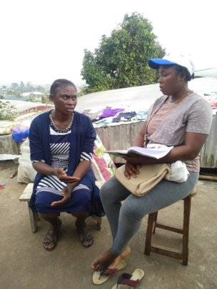 Drawing business plans of Beneficiaries