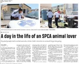 A journalist documents a day in the life of Sivu (PDF)