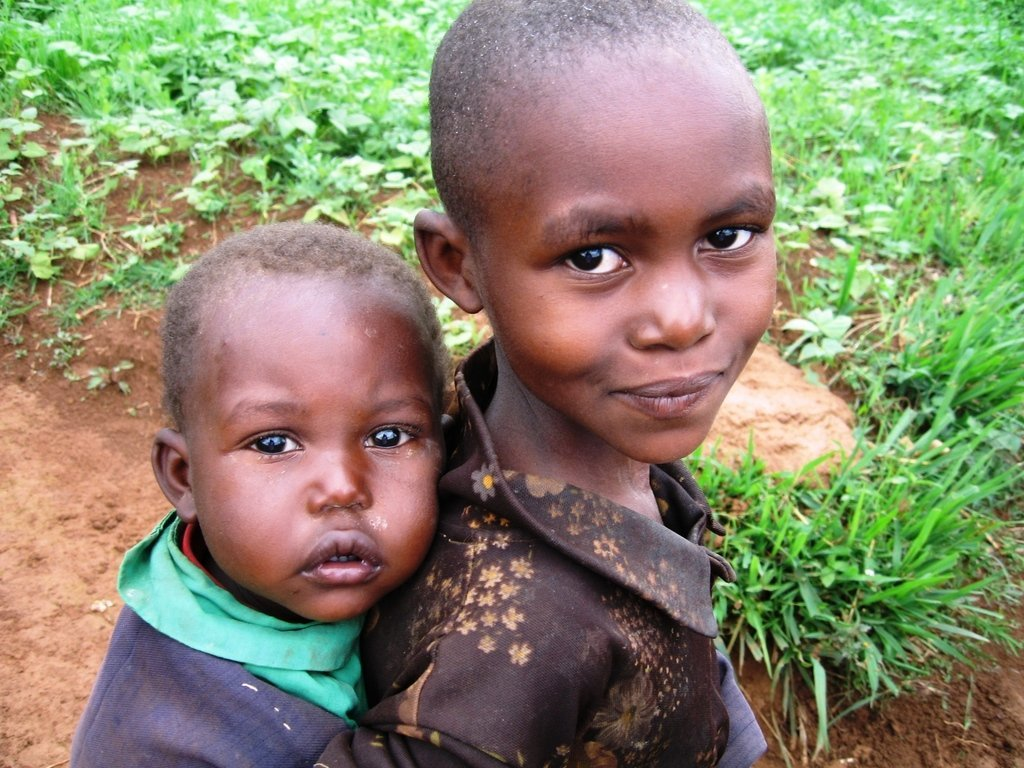 Luke Sassano- Supporting Children in Rwanda
