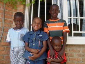 Luke Sassano- Supporting Children in Rwanda