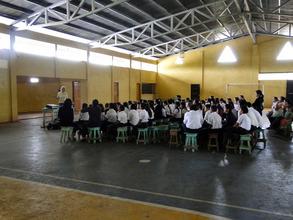 Presentation in Parcelas