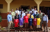 Chris Wingert: Rural Ghana Children's Aid