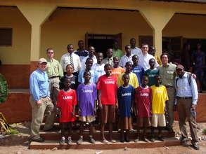Chris Wingert: Rural Ghana Children's Aid