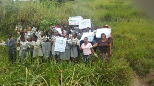 Support Proven Solutions: Climate Youth Awards2020