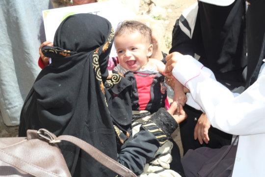 Protecting 1469 Yemeni children from malnutrition