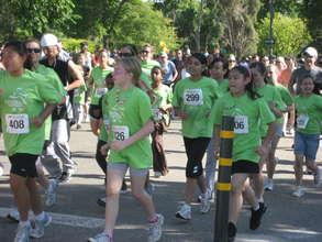 Amanda Stevens: Teach Life Lessons Through Running