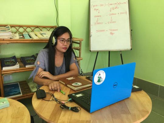 Online workshops