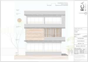 front elevation (PDF)