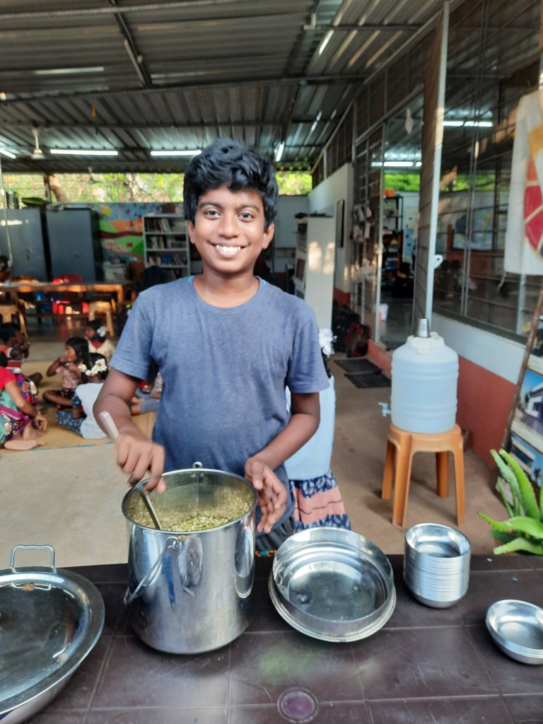 Nutrition at Thamarai