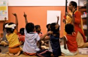 Build a Learning Centre with us in Southern India