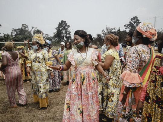 IWD Celebration in Cameroon