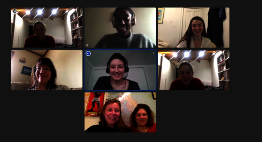 femLENS Team Meeting
