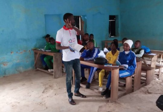 Vocational Skills Empowerment for 50 Plateau Youth