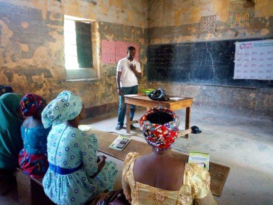 Drug Awareness & Business Skills for 90 Kano Youth