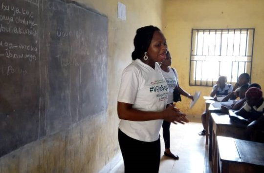 Food Security and AgriBusiness Skills for 20 Women
