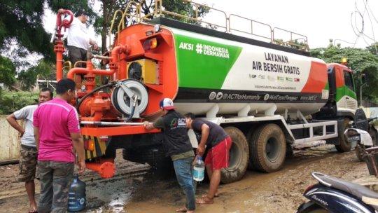 Distribute clean water