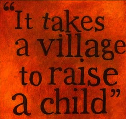village quote