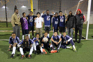 Paul Middle School - Boys Capital Cup Championship