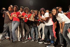 Johnson Middle School - Poetry Slam!