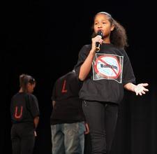 Poetry Slam! (Arts & Technology Elementary School)
