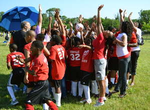 Burrville Elementary Wins Girls Championship