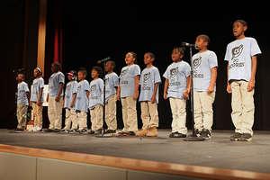 CW Harris Elementary School - Poetry Slam!