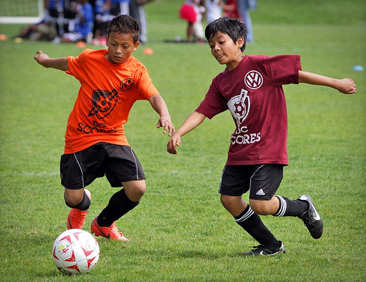 Reed vs. Thompson (elementary school soccer)