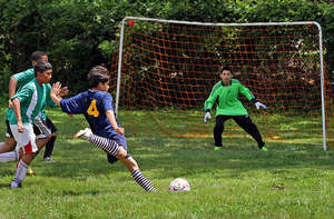 Macfarland vs. Paul (middle school soccer)