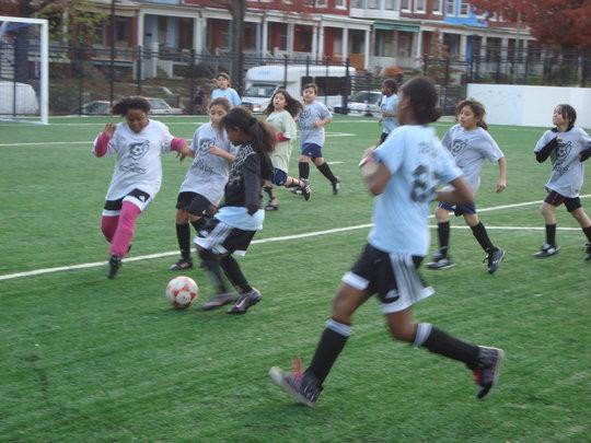 last soccer game of the fall season