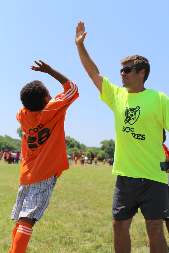 Volunteers Help Make Jamboree a Success!