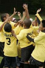 Inspire DC Youth Through Soccer, Poetry & Service