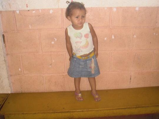 Dina at 22 months