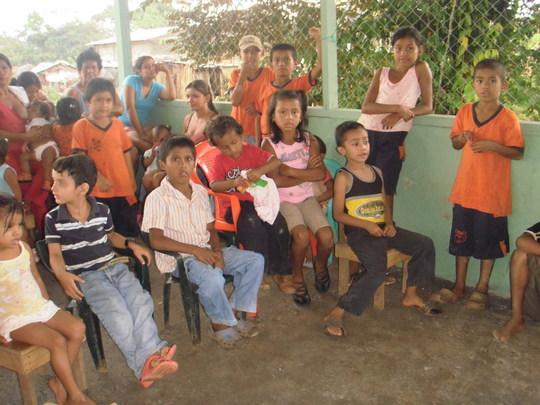 30 de Mayo Children