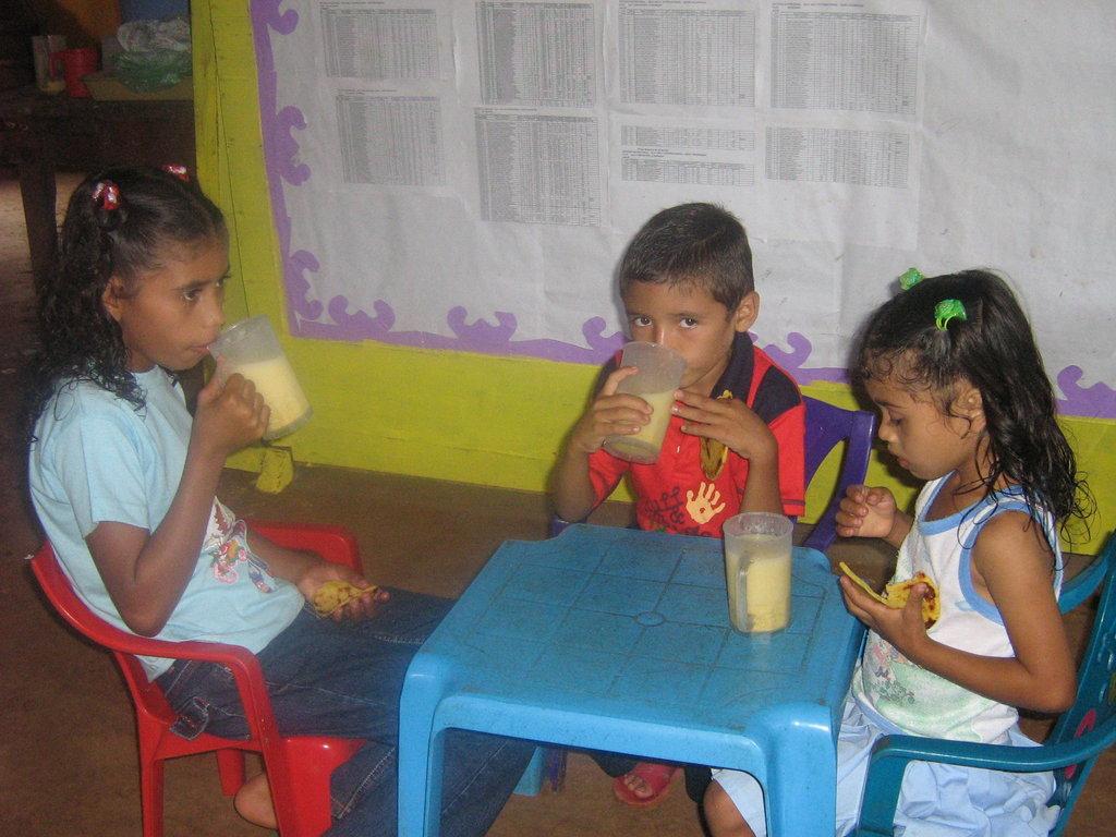 Feed Malnourished Nicaraguan Preschoolers